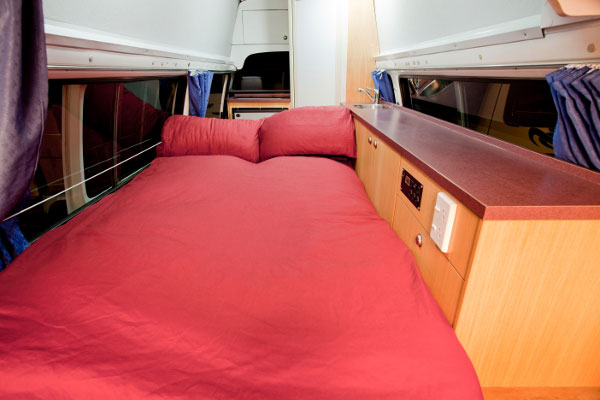 Budget 2 Berth ST Night