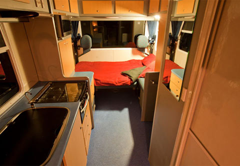 Koru 4 Berth Night