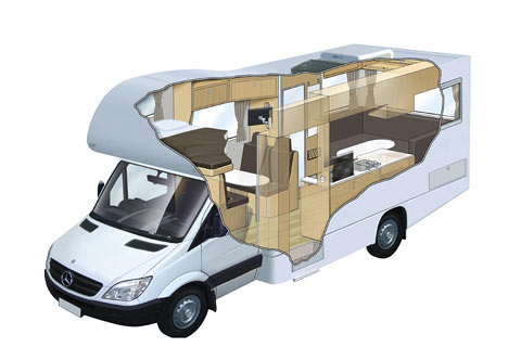 Koru Star 6 Berth Motorhome