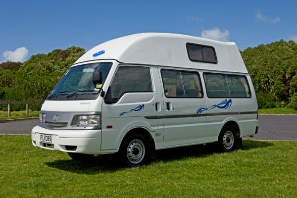 Wendekreisen Camping Car Location Le Koru Star 2 Avec