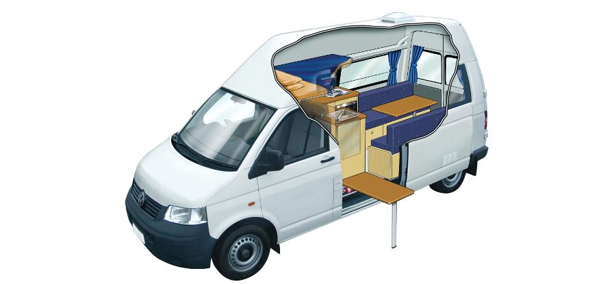 Autocaravana de 2 plazas de wendekreisen de alquiler en for Precios de futones de 2 plazas